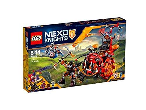 レゴ ネックスナイツ 70316 LEGO Nexo Knights - Jestro's Evil Mobileレゴ ネックスナイツ 70316