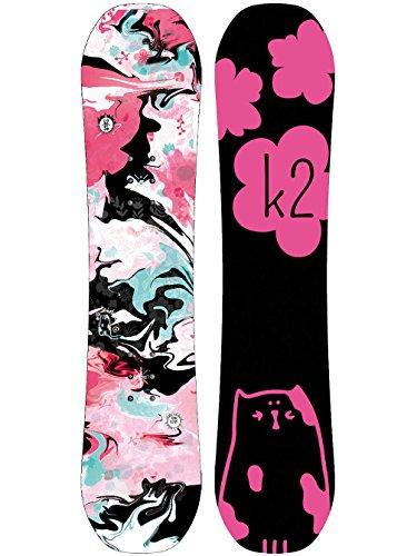スノーボード ウィンタースポーツ ケーツー 2017年モデル2018年モデル多数 【送料無料】K2 Lil Kat Snowboard 2018 - Kid's 100cmスノーボード ウィンタースポーツ ケーツー 2017年モデル2018年モデル多数