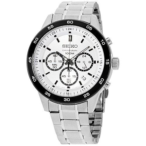 """セイコー 腕時計 メンズ SKS491 【送料無料】Seiko SKS531 Men""""s Stainless Steel Chronograph Watchセイコー 腕時計 メンズ SKS491"""