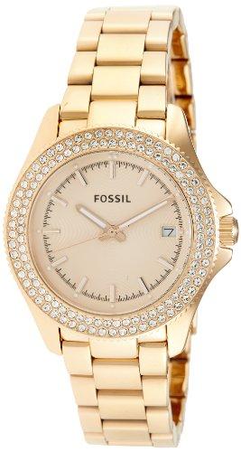 フォッシル 腕時計 レディース AM4454 Fossil Women's AM4454 Retro Traveler Rose Stainless Steel Watchフォッシル 腕時計 レディース AM4454