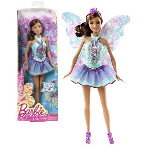 お見舞い バービー as バービー人形 Tiara ファンタジー 人魚 マーメイド Mattel (BCP21) Year 2013 Barbie