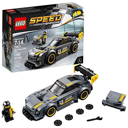 レゴ 75877 LEGO Speed Champions 6175226 Mercedes-Amg Gt3 75877 Building Kit (196 Piece), Multiレゴ 75877