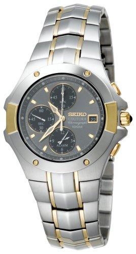 セイコー 腕時計 メンズ SNA548 【送料無料】Seiko Men's SNA548 Coutura Alarm Chronograph Watchセイコー 腕時計 メンズ SNA548