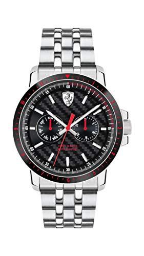 フェラーリ 腕時計 メンズ 0830453 【送料無料】SCUDERIA FERRARI TURBO MULTIFUNCTION 42 mm MEN'S WATCHフェラーリ 腕時計 メンズ 0830453
