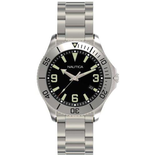 ノーティカ 腕時計 メンズ N11575G Nautica Men's N11575G NAC 102 Date Classic Analog Watchノーティカ 腕時計 メンズ N11575G