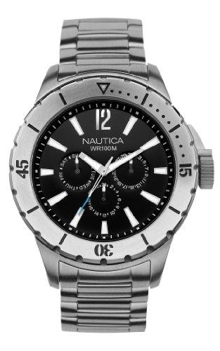 ノーティカ 腕時計 メンズ N19569G 【送料無料】Nautica Men's N19569G NSR 05 Sporty Bracelet Watchノーティカ 腕時計 メンズ N19569G