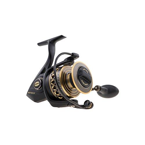 リール ペン Penn 釣り道具 フィッシング Penn Battle II Spinning Reel - 4000リール ペン Penn 釣り道具 フィッシング