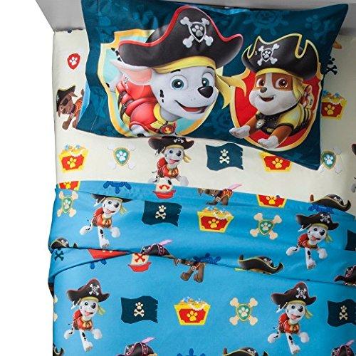 パウパトロール アメリカ直輸入 英語 バイリンガル育児 おもちゃ Paw Patrol Pirate Pups Sheet Set Twinパウパトロール アメリカ直輸入 英語 バイリンガル育児 おもちゃ