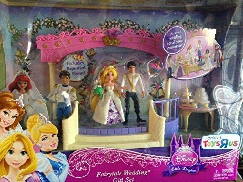 ディズニープリンセス 【送料無料】Disney Princess Royal Wedding Playsetディズニープリンセス