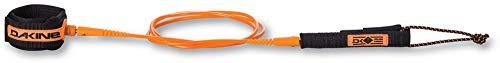 サーフィン リーシュコード マリンスポーツ 【送料無料】Dakine John John Florence Comp Surf Leash 6 feet x 3/16 inches Black Orangeサーフィン リーシュコード マリンスポーツ
