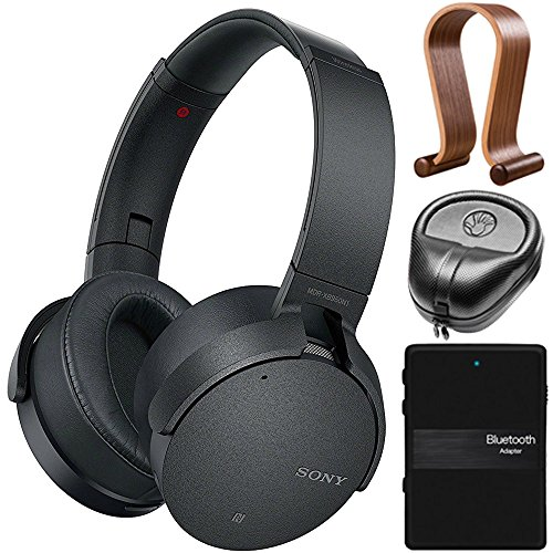 海外輸入ヘッドホン ヘッドフォン イヤホン 海外 輸入 4330345893 Sony XB950N1 Noise Canceling Extra Bass Wireless Headphones Accessories Kit (Black)海外輸入ヘッドホン ヘッドフォン イヤホン 海外 輸入 4330345893