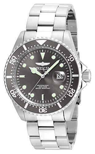 インヴィクタ インビクタ プロダイバー 腕時計 メンズ 22050 Invicta Men's Pro Diver Quartz Diving Watch with Stainless-Steel Strap, Silver, 14 (Model: 22050)インヴィクタ インビクタ プロダイバー 腕時計 メンズ 22050