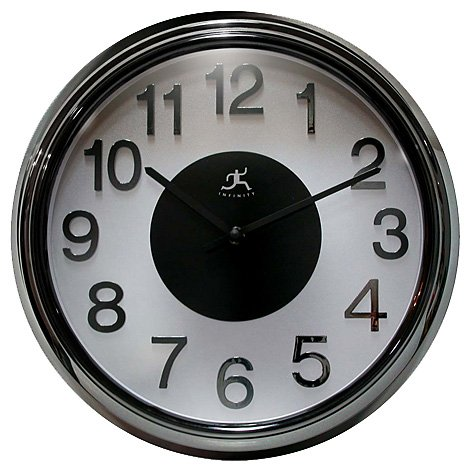 壁掛け時計 インテリア インテリア 海外モデル アメリカ 14107GM Infinity Instruments Elektric Kool-15 Resin Wall Clock壁掛け時計 インテリア インテリア 海外モデル アメリカ 14107GM