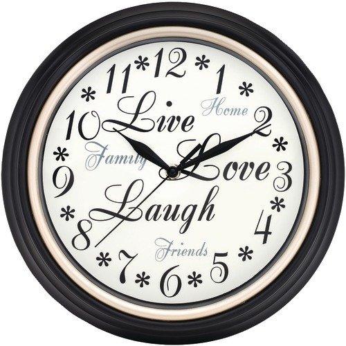 壁掛け時計 インテリア インテリア 海外モデル アメリカ 12in Inspirational Wall Clock壁掛け時計 インテリア インテリア 海外モデル アメリカ