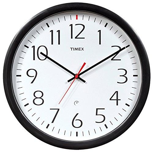 壁掛け時計 インテリア インテリア 海外モデル アメリカ 75503 Chaney Instruments Timex 46004T Set and Forget Wall Clock, 14-Inch壁掛け時計 インテリア インテリア 海外モデル アメリカ 75503
