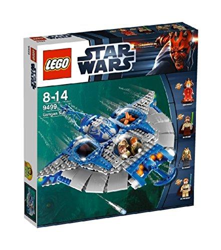 レゴ スターウォーズ 9499 Lego Star Wars - Gungan Sub - 9499レゴ スターウォーズ 9499