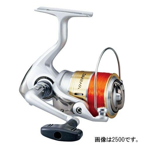 リール Daiwa ダイワ 釣り道具 フィッシング - Daiwa (Daiwa) spinning reel 13 World spin 1500 No. 2 -80m with yarnリール Daiwa ダイワ 釣り道具 フィッシング -