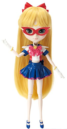 プーリップドール 人形 ドール P-156 【送料無料】Groove Pullip Sailor Moon Sailor V (Sailor V) P-156 About 310mm ABS-Painted Action Figureプーリップドール 人形 ドール P-156