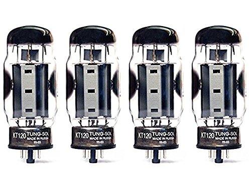 真空管 ギター・ベース アンプ 海外 輸入 KT120 TS PL QUAD Tung-Sol KT120 Power Vacuum Tube, Platinum Matched Quad真空管 ギター・ベース アンプ 海外 輸入 KT120 TS PL QUAD
