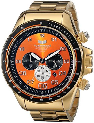 ベスタル ヴェスタル 腕時計 メンズ ZR3029 【送料無料】Vestal Men's ZR3029 ZR-3 Analog Display Japanese Quartz Gold Watchベスタル ヴェスタル 腕時計 メンズ ZR3029