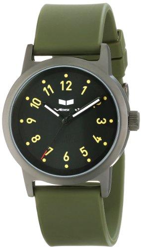 ベスタル ヴェスタル 腕時計 メンズ ABR3P05 Vestal Men's ABR3P05 Alpha Bravo Rubber Analog Display Japanese Quartz Green Watchベスタル ヴェスタル 腕時計 メンズ ABR3P05