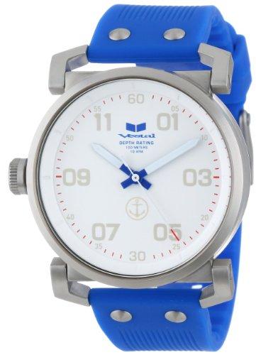 ベスタル ヴェスタル 腕時計 メンズ OB3S005 【送料無料】Vestal Unisex OB3S005 USS Observer Blue Silver White Watchベスタル ヴェスタル 腕時計 メンズ OB3S005