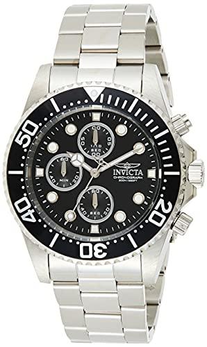 インヴィクタ インビクタ プロダイバー 腕時計 メンズ 1768 Invicta Men's 1768 Pro Diver Collection Stainless Steel Watch with Black Dialインヴィクタ インビクタ プロダイバー 腕時計 メンズ 1768