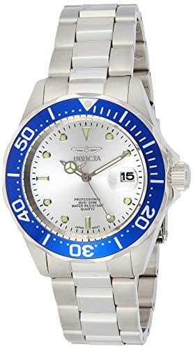 腕時計 インヴィクタ インビクタ プロダイバー メンズ 14123 【送料無料】Invicta Men's 14123 Pro Diver Silver Dial Stainless Steel Watch腕時計 インヴィクタ インビクタ プロダイバー メンズ 14123