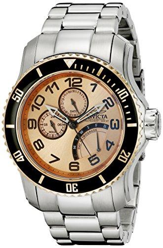 腕時計 インヴィクタ インビクタ プロダイバー メンズ 15338 【送料無料】Invicta Men's 15338 Pro Diver Rose Gold Tone Dive Watch腕時計 インヴィクタ インビクタ プロダイバー メンズ 15338