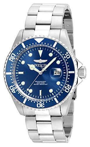 インヴィクタ インビクタ プロダイバー 腕時計 メンズ 22019 【送料無料】Invicta Men's Pro Diver Quartz Diving Watch with Stainless-Steel Strap, Silver, 22 (Model: 22019)インヴィクタ インビクタ プロダイバー 腕時計 メンズ 22019