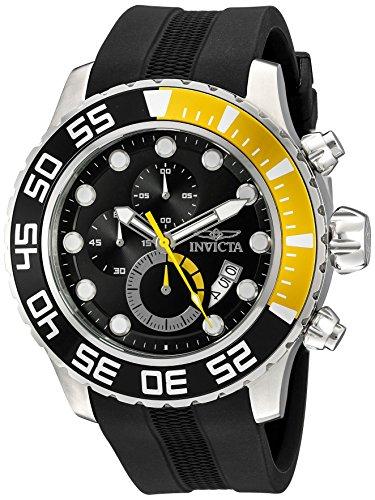 インヴィクタ インビクタ プロダイバー 腕時計 メンズ 20449SYB 【送料無料】Invicta Men's 20449SYB Pro Diver Analog Display Quartz Black Watchインヴィクタ インビクタ プロダイバー 腕時計 メンズ 20449SYB
