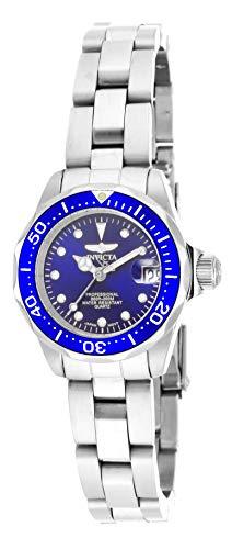 腕時計 インヴィクタ インビクタ プロダイバー レディース 17034 【送料無料】Invicta Women's 17034 Pro Diver Analog Display Japanese Quartz Silver Watch腕時計 インヴィクタ インビクタ プロダイバー レディース 17034
