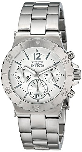 インヴィクタ インビクタ 腕時計 レディース 1275 【送料無料】Invicta Women's 1275 II Collection Chronograph Stainless Steel Watchインヴィクタ インビクタ 腕時計 レディース 1275
