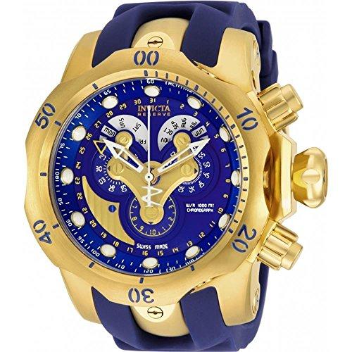 インヴィクタ インビクタ ベノム 腕時計 メンズ 14465 【送料無料】Invicta Men's 14465 Venom Analog Display Swiss Quartz Blue Watchインヴィクタ インビクタ ベノム 腕時計 メンズ 14465