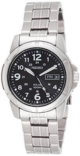 【当店1年保証】Seiko セイコー SNE095P1 メンズ腕時計 ケースサイズ39mm バンド幅19mm