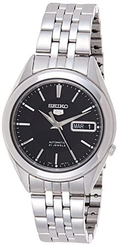 セイコー 腕時計 メンズ SNKL23 【送料無料】Seiko 5 Men's SNKL23 Stainless Steel Automatic Casual Watchセイコー 腕時計 メンズ SNKL23