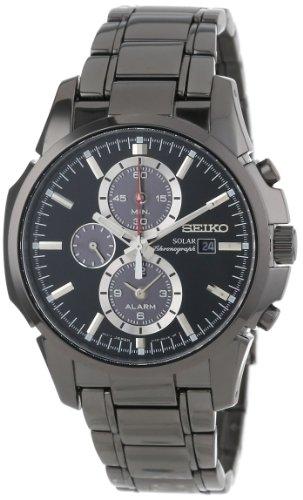 セイコー 腕時計 メンズ SSC095 【送料無料】Seiko Men's SSC095 Chronograph-Solar Classic Solar Watchセイコー 腕時計 メンズ SSC095