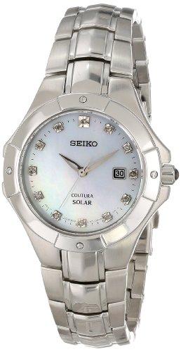 セイコー 腕時計 レディース 夏のボーナス特集 SUT125 Seiko Women's SUT125 Analog Display Japanese Quartz Silver Watchセイコー 腕時計 レディース 夏のボーナス特集 SUT125