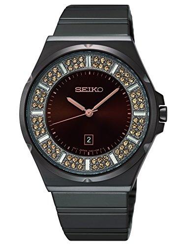 セイコー 腕時計 レディース SXDG35 Seiko Women's SXDG35 Analog Display Japanese Quartz Brown Watchセイコー 腕時計 レディース SXDG35