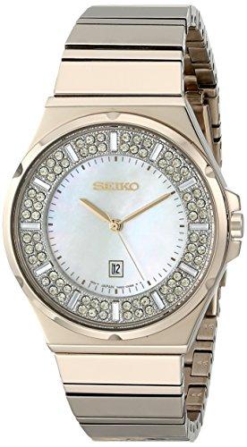 セイコー 腕時計 レディース SXDG14 【送料無料】Seiko Women's SXDG14 Matrix Analog Display Japanese Quartz Gold Watchセイコー 腕時計 レディース SXDG14