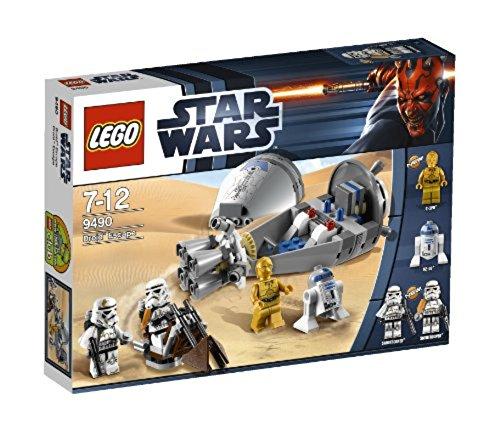 レゴ スターウォーズ 4654165 LEGO Star Wars Droid Escape 9490 (Discontinued by manufacturer)レゴ スターウォーズ 4654165