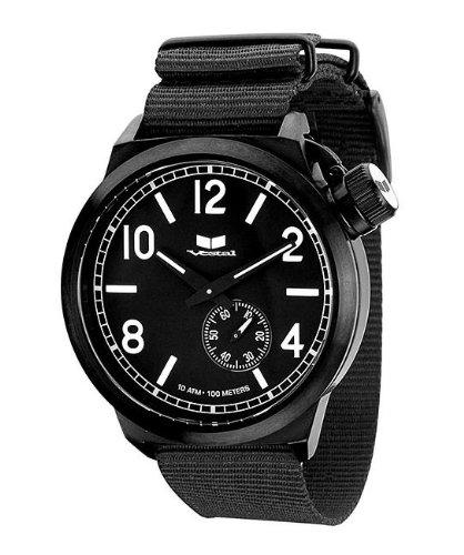 ベスタル ヴェスタル 腕時計 メンズ CAN3N03 Vestal Unisex CAN3N03 Canteen Zulu Black Lume Watchベスタル ヴェスタル 腕時計 メンズ CAN3N03