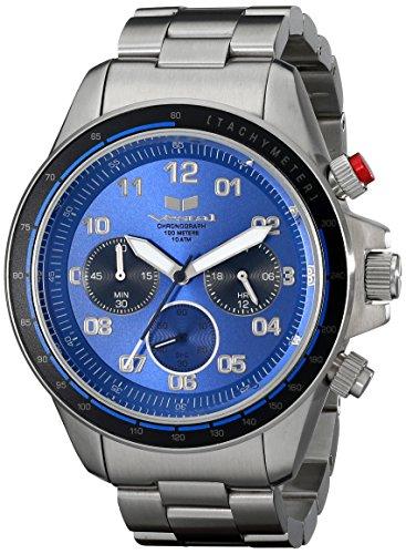 ベスタル ヴェスタル 腕時計 メンズ ZR2011 Vestal Unisex ZR2011 ZR-2 Stainless Steel Blue Dial Watchベスタル ヴェスタル 腕時計 メンズ ZR2011