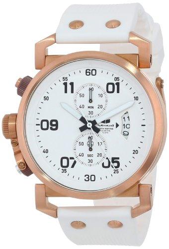ベスタル ヴェスタル 腕時計 メンズ OBCS005 【送料無料】Vestal Men's OBCS005 USS Observer Chrono Rosegold Watchベスタル ヴェスタル 腕時計 メンズ OBCS005