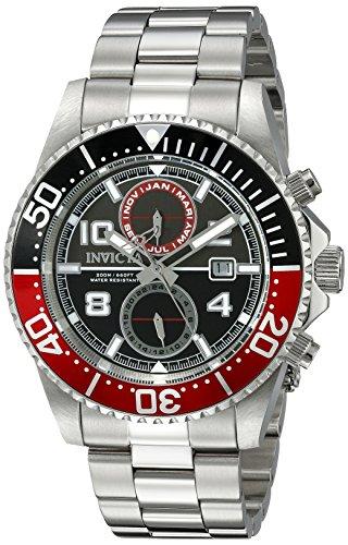 インヴィクタ インビクタ プロダイバー 腕時計 メンズ 18516 【送料無料】Invicta Men's 18516 Pro Diver Analog Display Japanese Quartz Silver Watchインヴィクタ インビクタ プロダイバー 腕時計 メンズ 18516