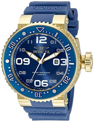 インヴィクタ インビクタ プロダイバー 腕時計 メンズ 21522 【送料無料】Invicta Men's 21522 Pro Diver Analog Display Japanese Quartz Blue Watchインヴィクタ インビクタ プロダイバー 腕時計 メンズ 21522