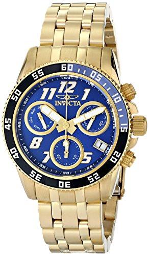 インヴィクタ インビクタ プロダイバー 腕時計 レディース 15510 【送料無料】Invicta Women's 15510 Pro Diver 18k Gold Ion-Plated Stainless Steel Watchインヴィクタ インビクタ プロダイバー 腕時計 レディース 15510