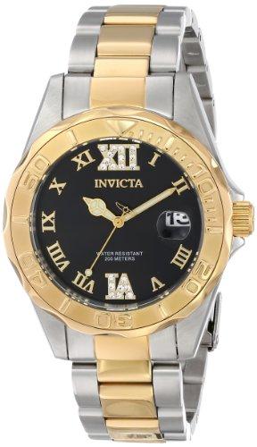 インヴィクタ インビクタ プロダイバー 腕時計 レディース 14352 Invicta Women's 14352 Pro Diver Analog Display Swiss Quartz Two Tone Watchインヴィクタ インビクタ プロダイバー 腕時計 レディース 14352
