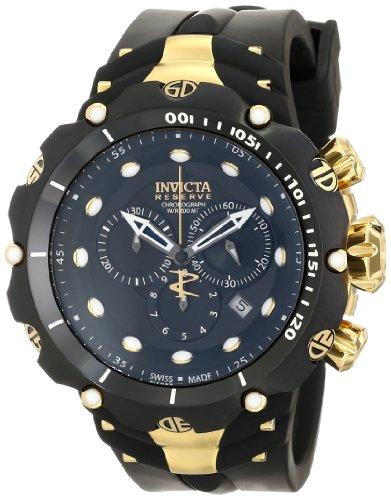 インヴィクタ インビクタ ベノム 腕時計 メンズ 1521 Invicta Men's 1521 Venom Analog Display Swiss Quartz Black Watchインヴィクタ インビクタ ベノム 腕時計 メンズ 1521