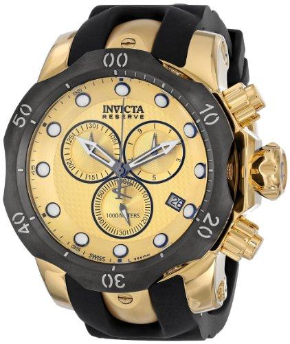 インヴィクタ インビクタ ベノム 腕時計 メンズ 16150 【送料無料】Invicta Men's 16150 Venom Analog Display Swiss Quartz Black Watchインヴィクタ インビクタ ベノム 腕時計 メンズ 16150
